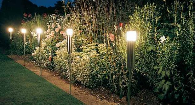 Iluminat exterior și iluminat ornamental