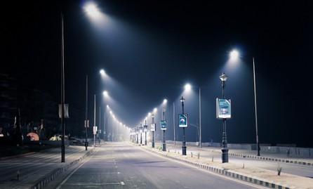 Sisteme electrice de medie și joasă tensiune, de iluminat stradal